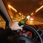 Выпивание за рулем