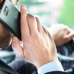 Штраф за разговор по телефону за рулем в 2018 году